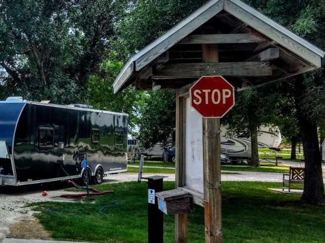 Kalona Campground / City Park
