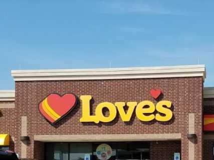 Love's Travel Stops  #466